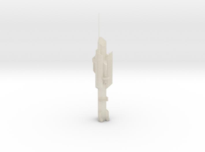 Atlantis Tower 120mm 3d printed