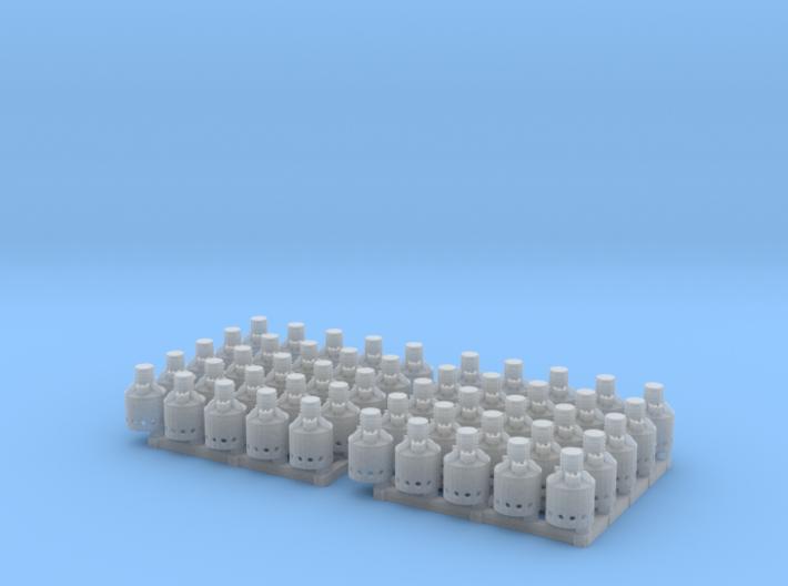 Kerosene Heaters for Reefers HO Scale X50 3d printed
