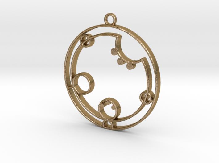 Lauren - Necklace 3d printed