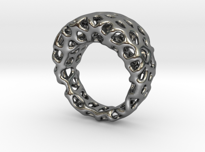 CORALLO ring 3d printed