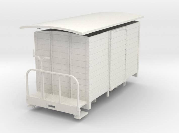 Oe medium van with brake platform 3d printed