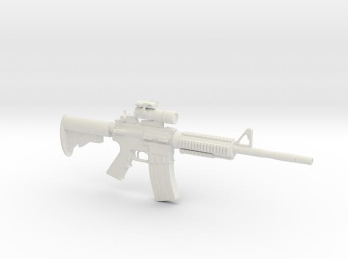 1/6 MA 41 Carbine 3d printed