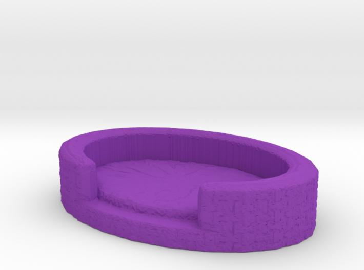 Tiny Pet Bed 3d printed