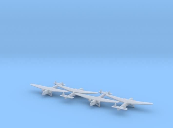 1/700 Bombay x4 (FUD) 3d printed