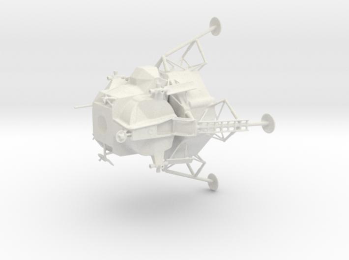 Apollo - Moon Mission 3d printed