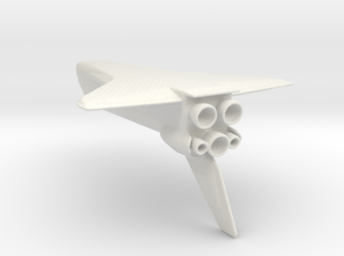 Space Shuttle - Discovery NASA 3d printed