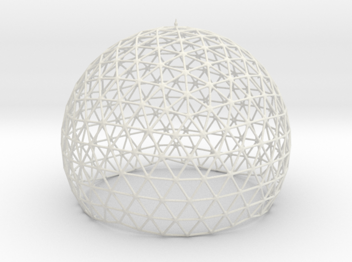 Dome Truss 3d printed