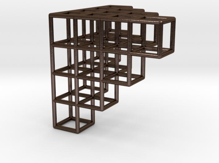 Tetris Pendant 3d printed