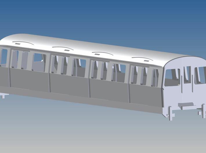 C-Stock trailer London Underground 3d printed