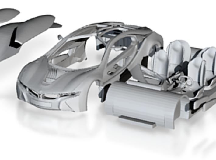 IAcht Vision X14 3d printed