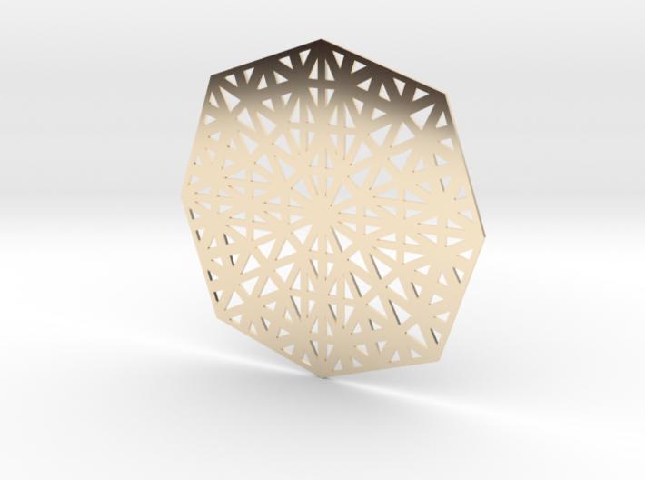 Cup Saucer 3d printed