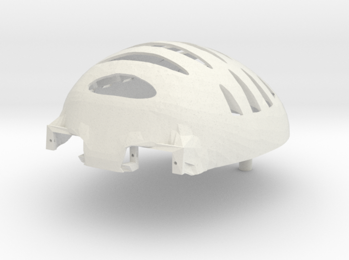 Skull Cap for skull 3d printed