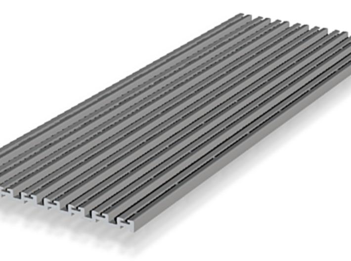 R-165-straight-bridge-rail-long-100-1a-x8 3d printed