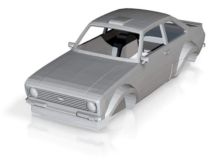 Ford Escort MK2 3d printed