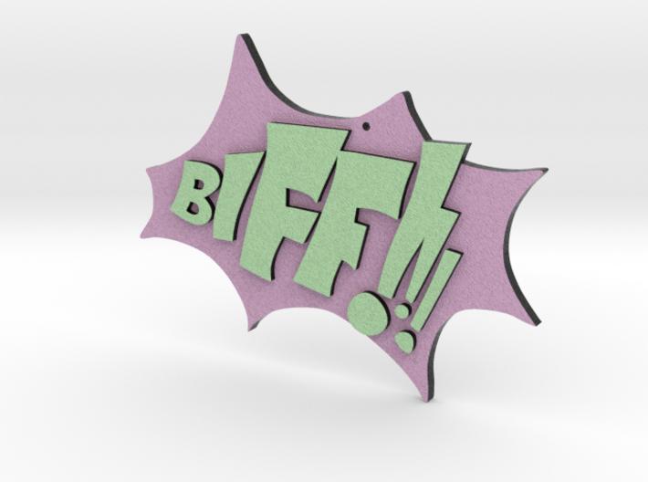Biff  Ornament 3d printed