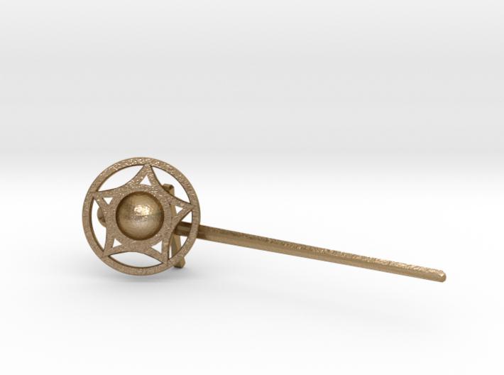 Sword & Buckler i33 (pendant) 3d printed