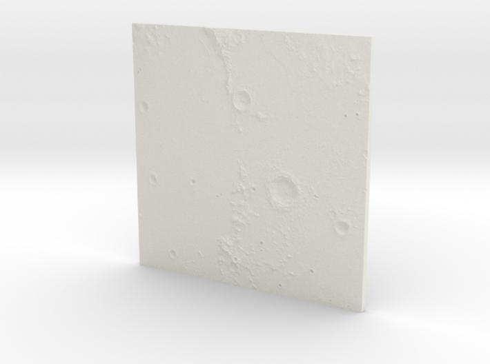 Moon Near Side 3d printed