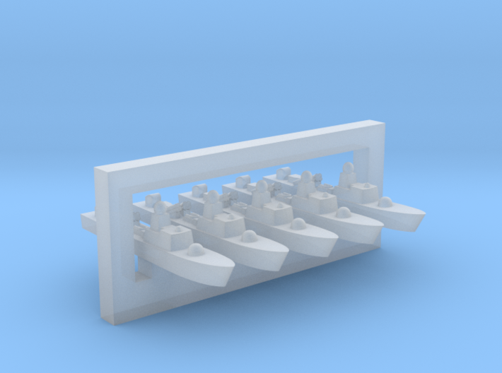 60SA02 1:6000 FPB57 Dogan x5 3d printed