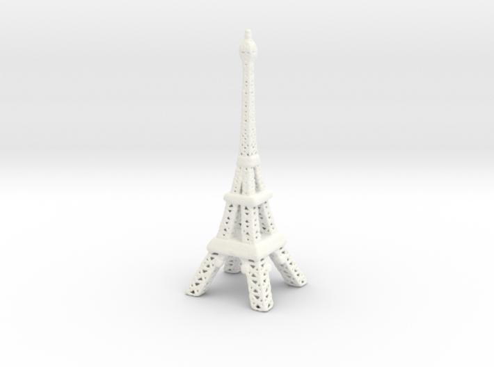 Eiffel Tower Print  3d printed
