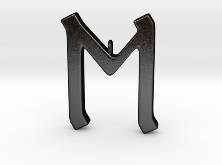 Rune Pendant - Eh 3d printed