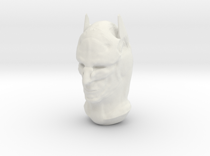 Epic I Drew Bruce Wayne And Added The Mask 3d printed