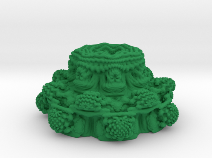 Mandelbulb - medium, 85 mm 3d printed