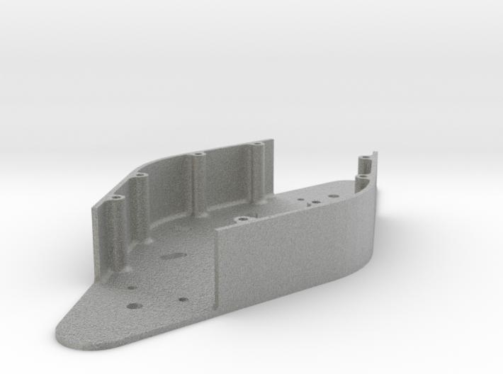 Paddle Assembly- Enclosure 3d printed