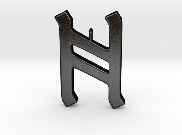 Rune Pendant - Hægl 3d printed