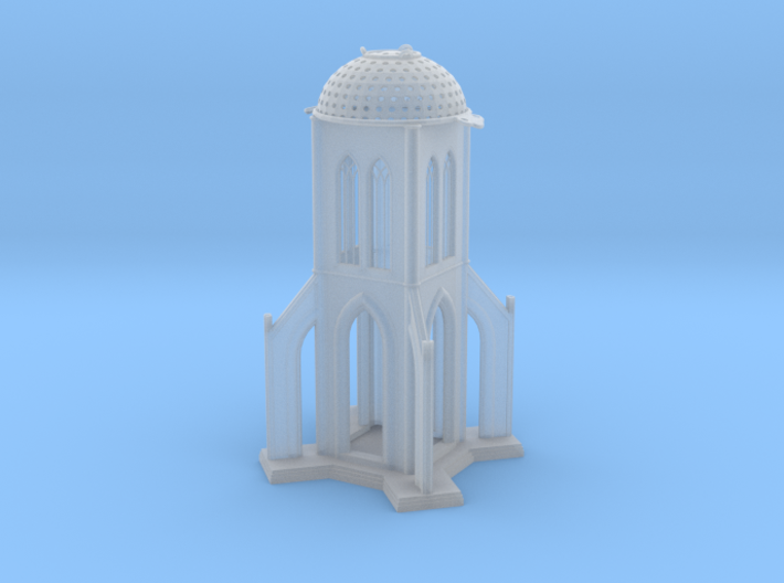 The Starch-Bishop's Palace 3d printed