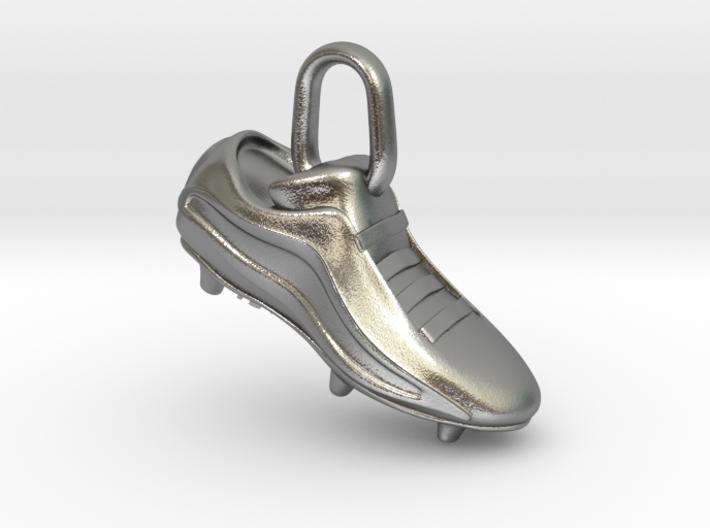 Soccer shoe 3d printed