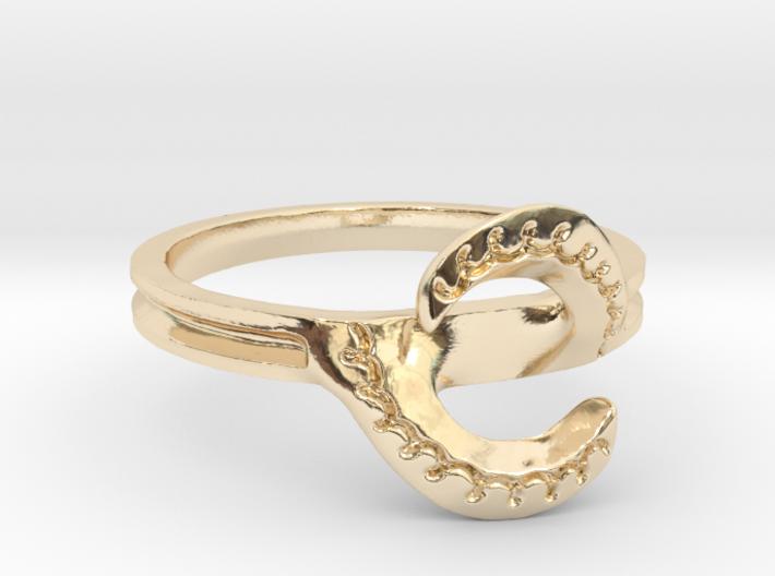 Ring 007 3d printed