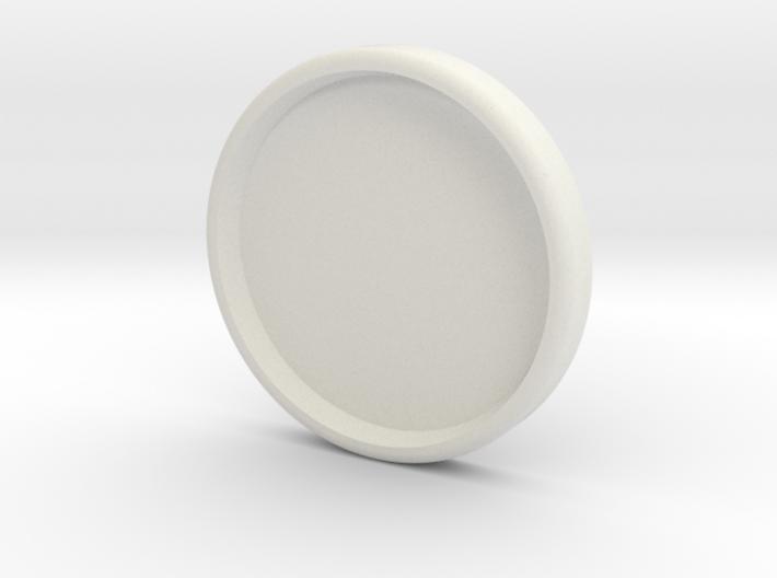Storz C gasket plug - Dichtungsstopfen für Storz-C 3d printed