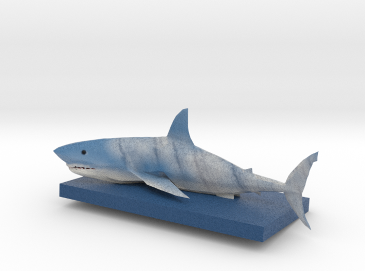 Blue Shark Full Color 3D Printer by Space 3D 3d printed
