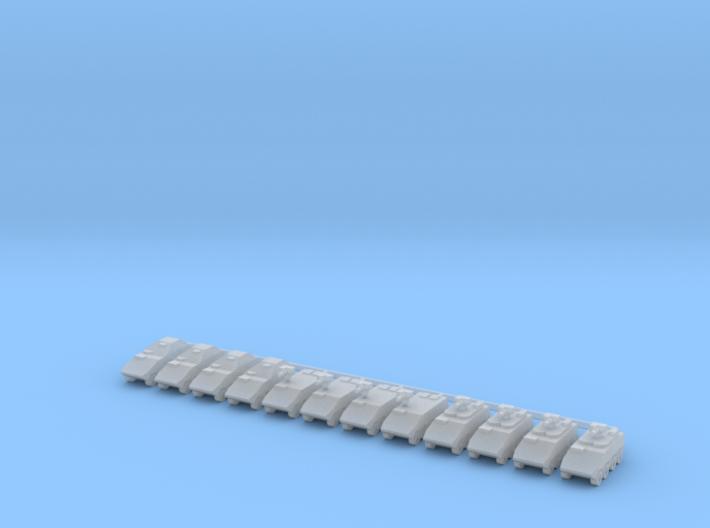 1/600 Boxer AFV Variants (x12) 3d printed