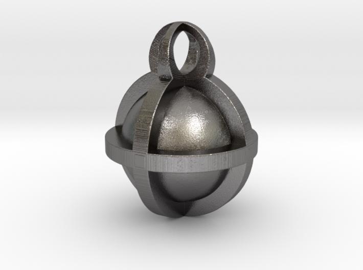 Pendant Sphere 30mm 3d printed
