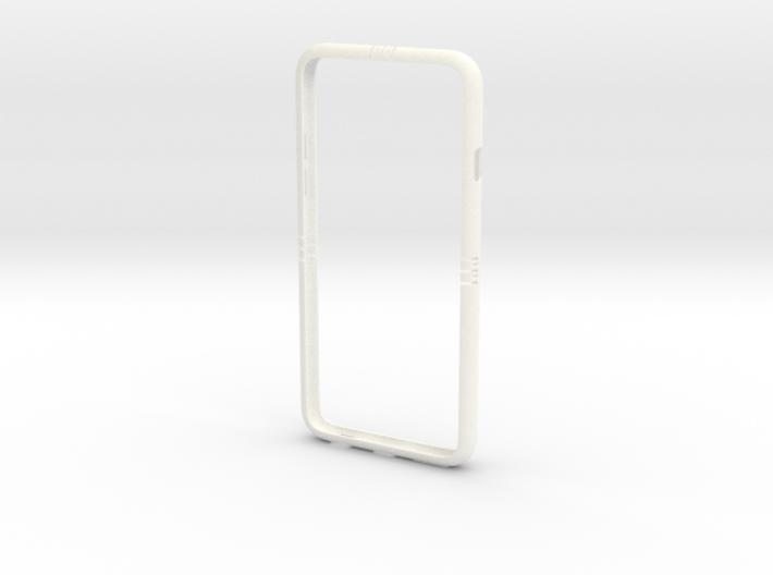 IPhone6 Flexible_bumper 3d printed