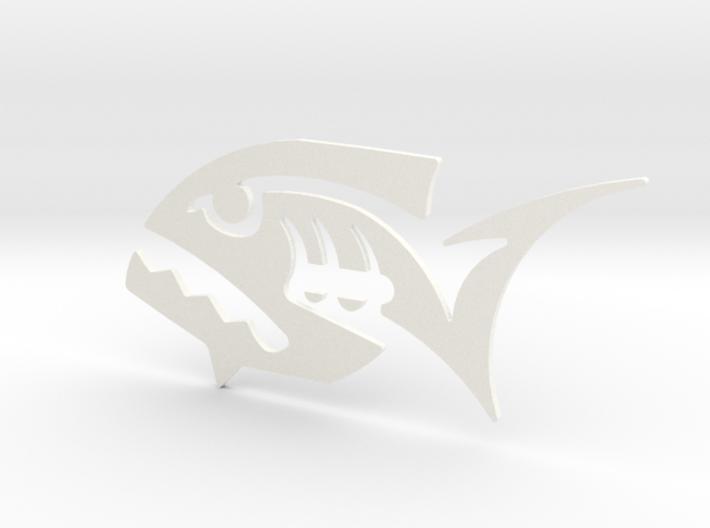 piranha 3d printed