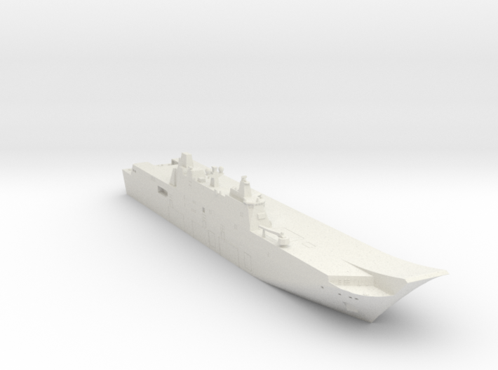 Canberra LHD 3d printed