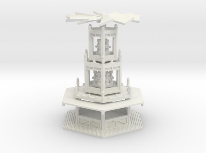 Glühweinpyramide - 1:220 / 1:120 / 1:160 / 1:87 3d printed