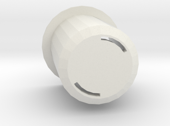 Radio Knob for 2009-2010 Pontiac Vibe 3d printed