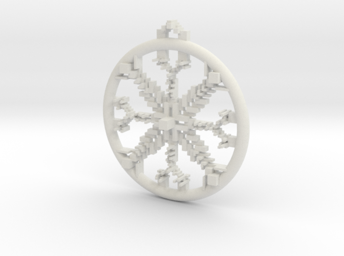 Wings of the Windmill 3d printed
