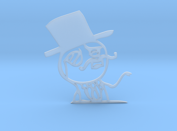 Like A Sir Charm 3d printed