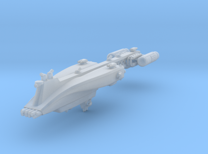 Epimetheus Jump Cruiser 3d printed