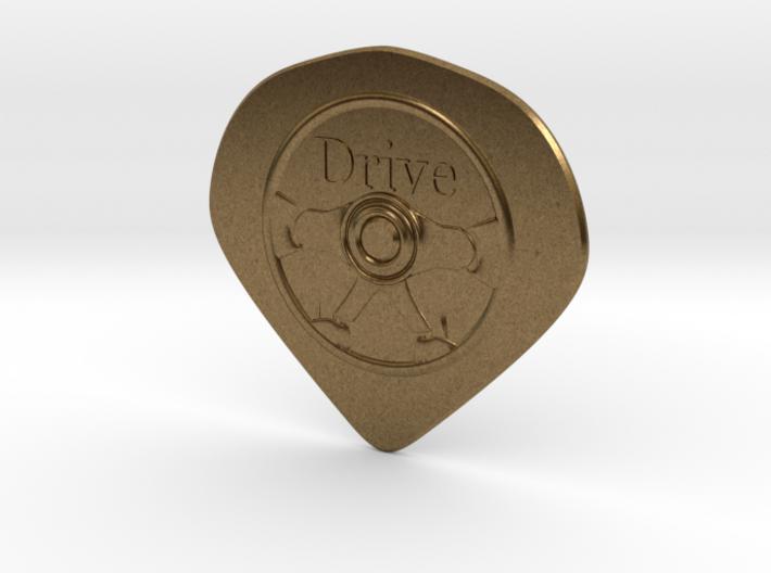 Hard pick(drive) 3d printed
