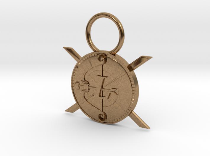 Arrow of cupid 3d printed