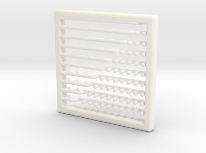Heat Proof Mat 3d printed