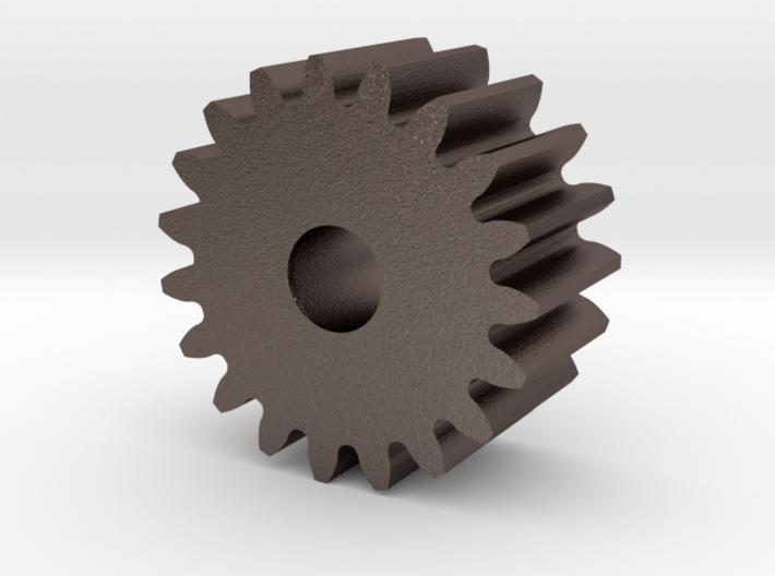 Spur Gear M1 Z19 3d printed