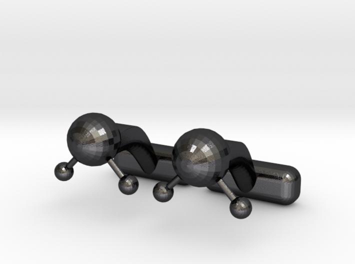 H20 Molecule Cl 3d printed