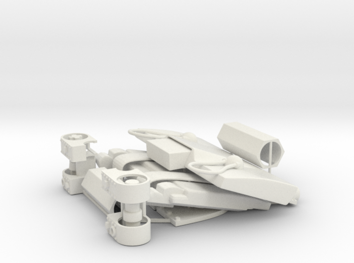 CARF Flash Seat X1 detail kit 3d printed