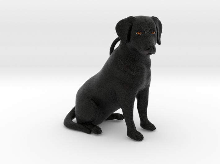 Custom Dog Ornament - Mo 3d printed